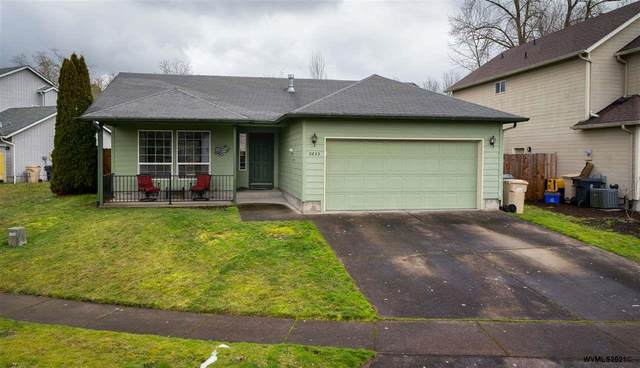 2833 SE Park Pl, Corvallis, OR 97333 (MLS #773323) :: Sue Long Realty Group