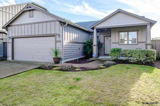 1066 Kerrisdale Dr SE, Albany, OR 97322 (MLS #773326) :: Sue Long Realty Group
