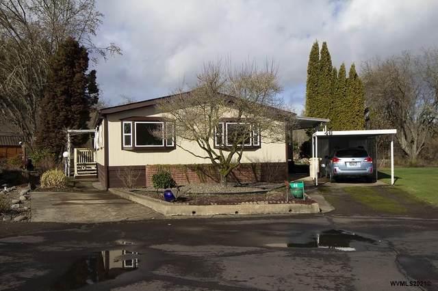 277 NE Conifer (#46) #46, Corvallis, OR 97330 (MLS #773437) :: Premiere Property Group LLC