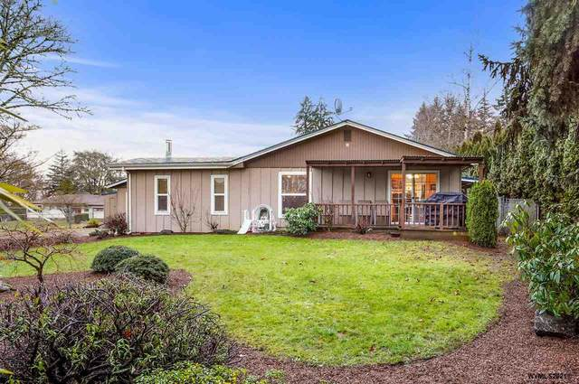 615 W Main St, Silverton, OR 97381 (MLS #773465) :: Sue Long Realty Group