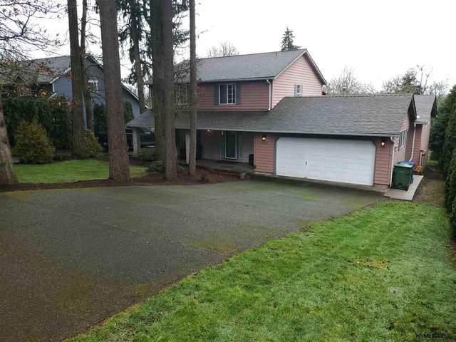 2210 E Pine St, Stayton, OR 97383 (MLS #773467) :: Sue Long Realty Group