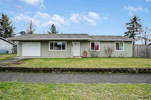 528 Columbia St, Jefferson, OR 97352 (MLS #773475) :: Song Real Estate