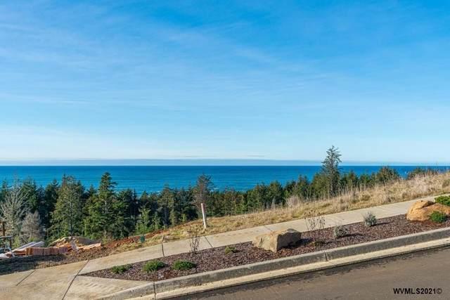 Lillian (Lot #3), Depoe Bay, OR 97341 (MLS #773479) :: Song Real Estate
