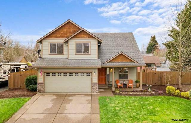 307 SW Bell Dr, Dallas, OR 97338 (MLS #773516) :: Coho Realty