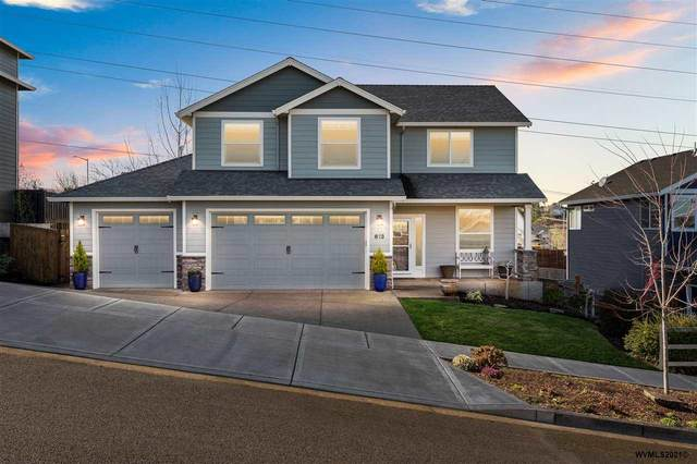 613 Golden Eagle St NW, Salem, OR 97304 (MLS #773562) :: Sue Long Realty Group
