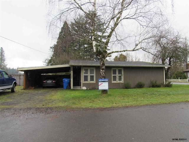 1180 3rd Av SE, Mill City, OR 97360 (MLS #773565) :: Sue Long Realty Group