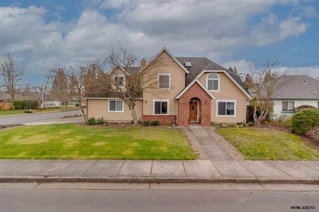 1088 Meadowridge St NE, Keizer, OR 97303 (MLS #773618) :: Premiere Property Group LLC