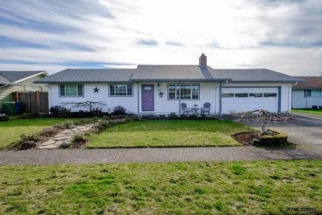 1358 Westwood Dr, Stayton, OR 97325 (MLS #773637) :: Sue Long Realty Group