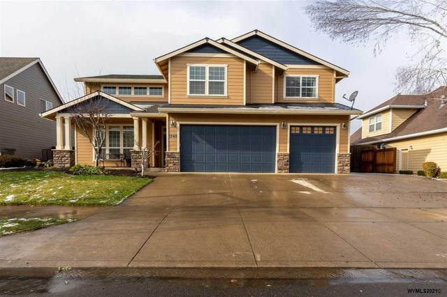 1745 NW Jacie Wy, Mcminnville, OR 97128 (MLS #773646) :: Song Real Estate