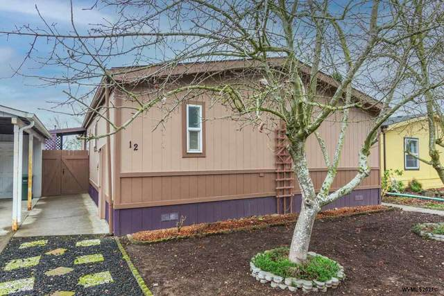 300 Western (#12) SE #12, Albany, OR 97322 (MLS #773647) :: Coho Realty