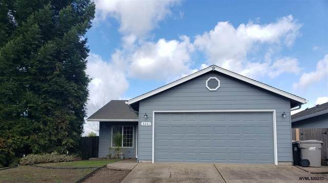 3201 24th Av SE, Albany, OR 97322 (MLS #773655) :: Sue Long Realty Group