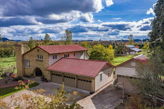 1886 Wintercreek Rd SE, Jefferson, OR 97352 (MLS #773675) :: The Beem Team LLC