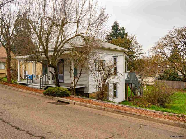 711 N Main St, Brownsville, OR 97327 (MLS #773682) :: The Beem Team LLC