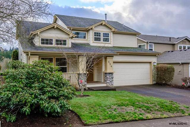 554 Creekside Dr SE, Salem, OR 97306 (MLS #773696) :: Sue Long Realty Group