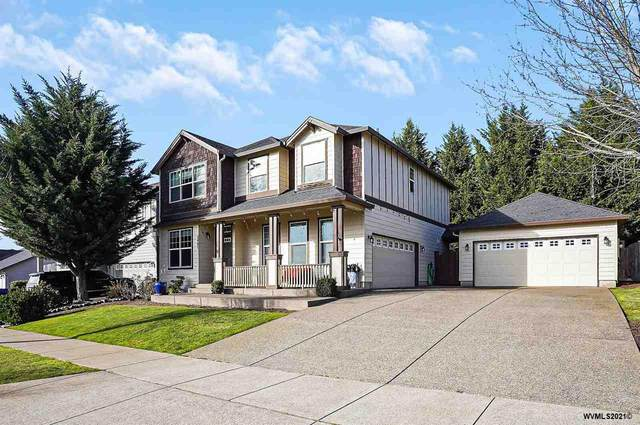2487 Ian Av NW, Salem, OR 97304 (MLS #773711) :: Sue Long Realty Group