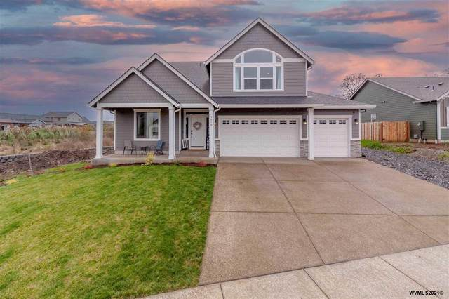 3018 Clearwater Dr NE, Albany, OR 97321 (MLS #773725) :: The Beem Team LLC