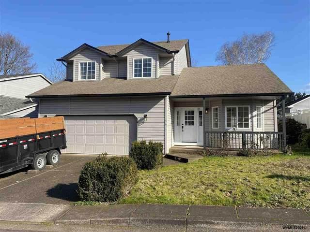 5854 Cinnibar St SE, Salem, OR 97305 (MLS #773779) :: Premiere Property Group LLC