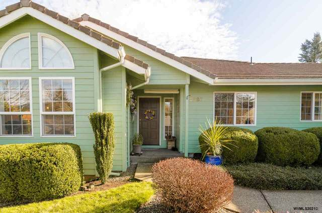 2587 NW Acey Wy, Corvallis, OR 97330 (MLS #773833) :: Sue Long Realty Group