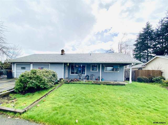 1422 Western Av, Stayton, OR 97383 (MLS #773859) :: Sue Long Realty Group