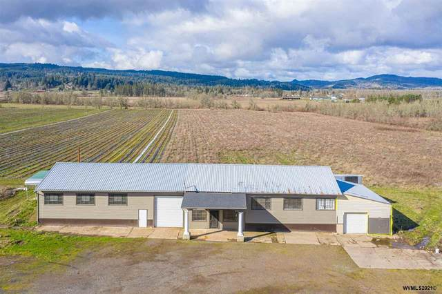 82804 Butte, Creswell, OR 97426 (MLS #773929) :: RE/MAX Integrity
