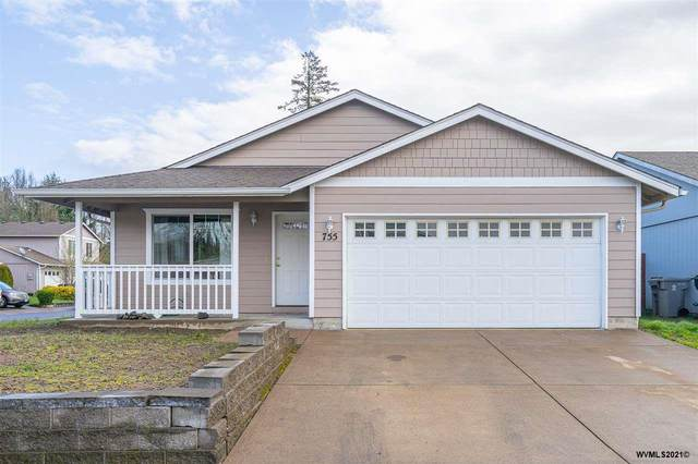 755 Dessert Pine St NW, Albany, OR 97321 (MLS #773968) :: Sue Long Realty Group