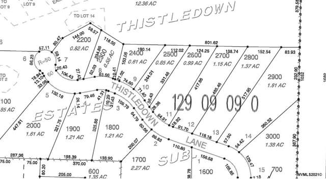 301 Thistledown (Lot #3), Gates, OR 97346 (MLS #773974) :: Sue Long Realty Group
