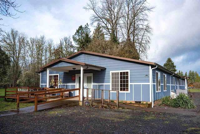 28350A Santiam Hwy, Sweet Home, OR 97386 (MLS #773987) :: Premiere Property Group LLC