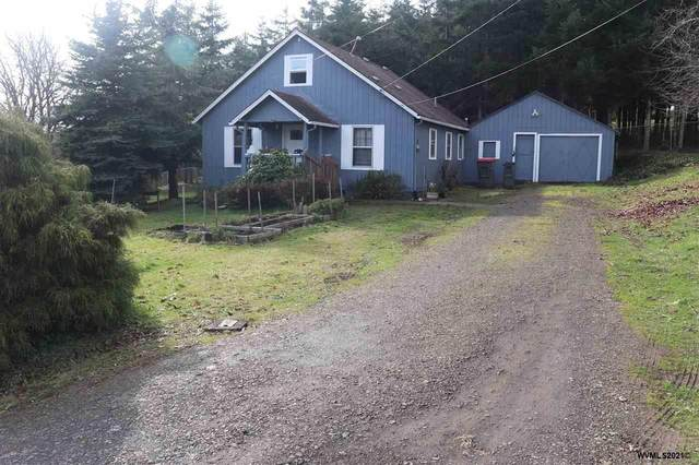 105 SW Hill Dr, Willamina, OR 97396 (MLS #773991) :: The Beem Team LLC