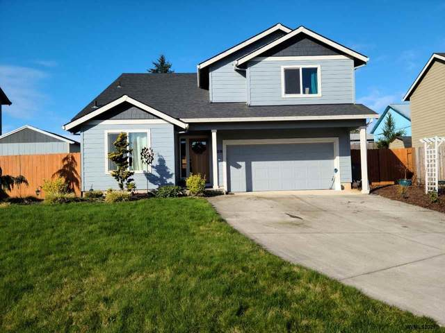 409 Pacific Hills Dr, Willamina, OR 97396 (MLS #774004) :: The Beem Team LLC