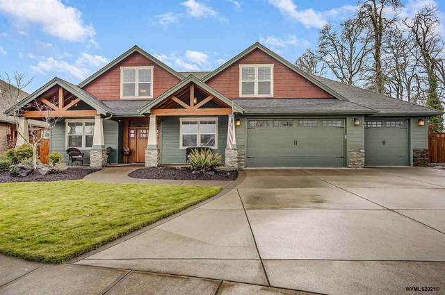 1367 SE Academy St, Dallas, OR 97338 (MLS #774012) :: Coho Realty