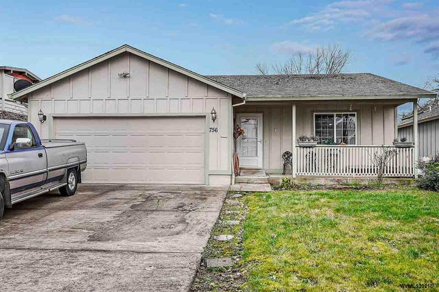 756 N Sunrise Dr, Jefferson, OR 97352 (MLS #774018) :: The Beem Team LLC