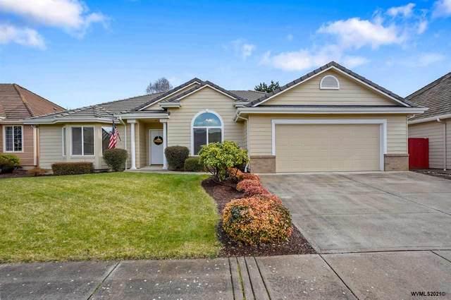 6116 Nicklaus Lp N, Keizer, OR 97303 (MLS #774085) :: Song Real Estate
