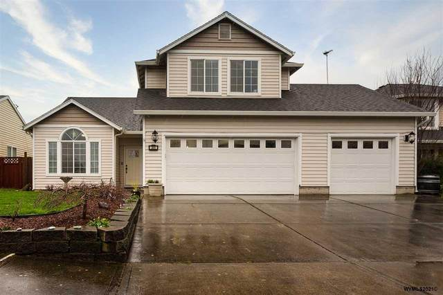 300 Baylor Dr, Woodburn, OR 97071 (MLS #774116) :: Sue Long Realty Group