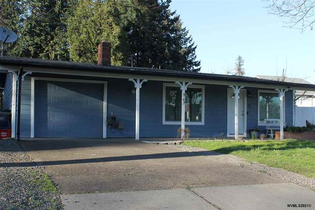 949 Plymouth Dr, Keizer, OR 97303 (MLS #774125) :: Sue Long Realty Group