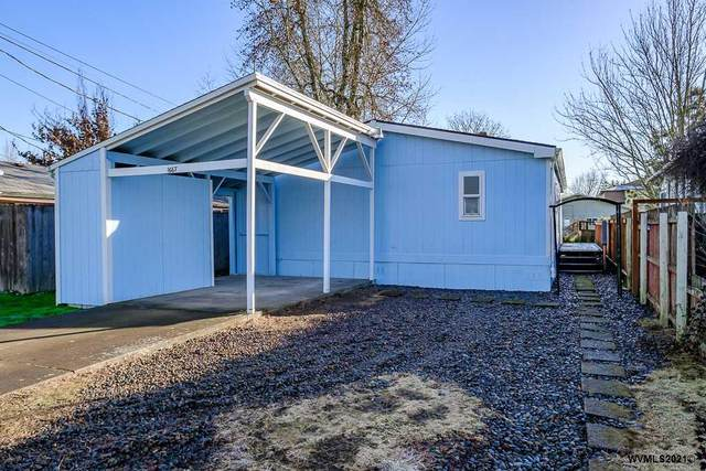 1667 NW Highland Dr, Corvallis, OR 97330 (MLS #774132) :: Coho Realty