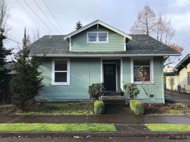 430 S 2nd St, Silverton, OR 97381 (MLS #774163) :: Coho Realty