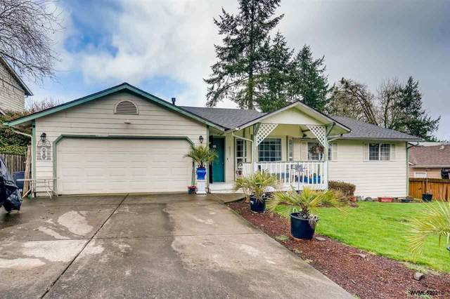2119 Woodhaven Ct NW, Salem, OR 97304 (MLS #774208) :: Kish Realty Group