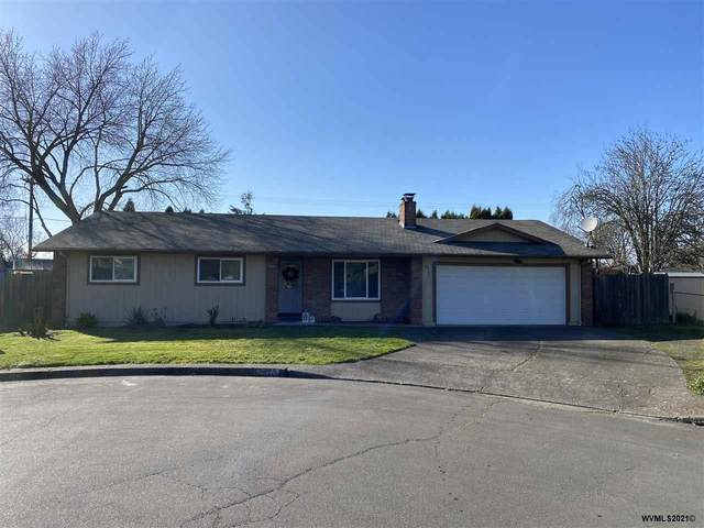 6911 Offenbach Ct NE, Keizer, OR 97303 (MLS #774228) :: Kish Realty Group