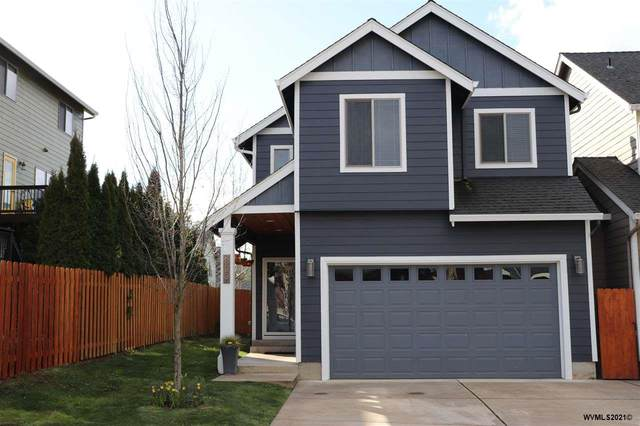 823 Crouchen St NW, Salem, OR 97304 (MLS #774233) :: Sue Long Realty Group
