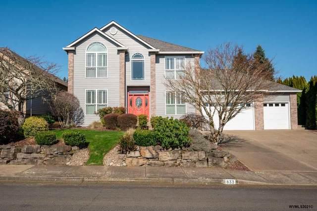 833 Creekside Dr SE, Salem, OR 97306 (MLS #774263) :: Sue Long Realty Group