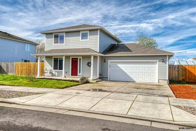 1862 Lyon St SW, Albany, OR 97322 (MLS #774280) :: Sue Long Realty Group