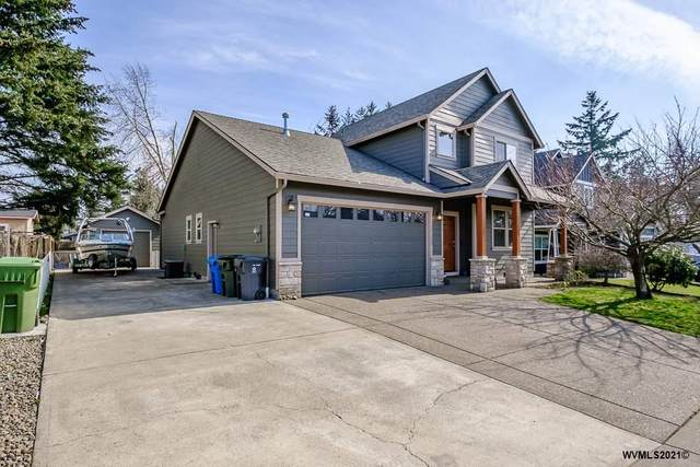5746 Yvonne Ct SE, Salem, OR 97306 (MLS #774298) :: Kish Realty Group