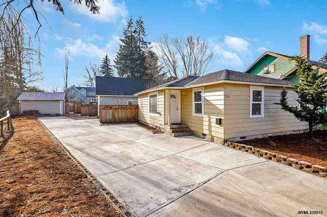 728 Montgomery St SE, Albany, OR 97321 (MLS #774337) :: The Beem Team LLC