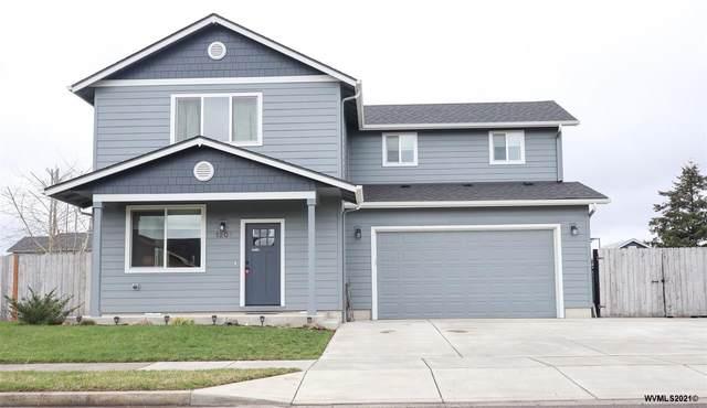 1208 44th Av, Sweet Home, OR 97386 (MLS #774393) :: Song Real Estate