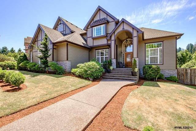 4536 NW Boxwood Dr, Corvallis, OR 97330 (MLS #774407) :: Premiere Property Group LLC