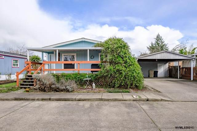 300 Western #23 #23, Albany, OR 97322 (MLS #774474) :: Sue Long Realty Group