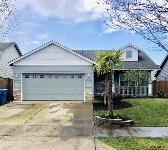 1457 Eagle Cap St SE, Salem, OR 97317 (MLS #774478) :: The Beem Team LLC