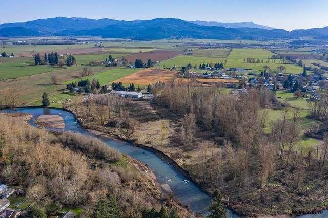 Tax Lot 100 Hume (End Of), Brownsville, OR 97327 (MLS #774526) :: The Beem Team LLC