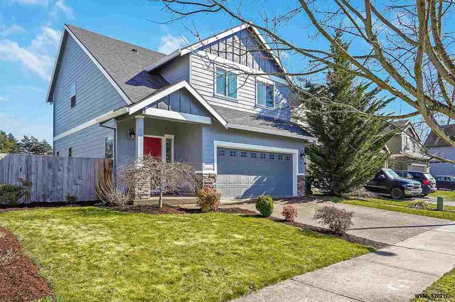 1140 SE Rollins Av, Mcminnville, OR 97128 (MLS #774628) :: Sue Long Realty Group