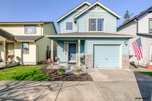800 W 1st (Unit #27) St, Newberg, OR 97132 (MLS #774665) :: Sue Long Realty Group